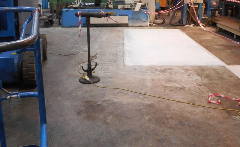 Heavy Duty Flooring