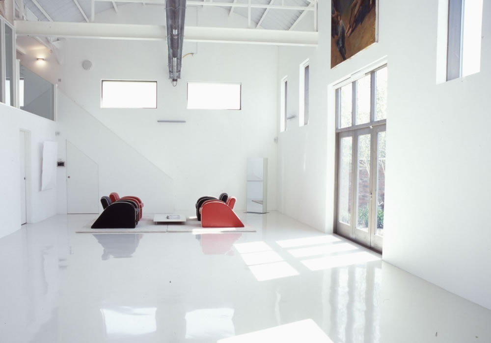 resin flooring and commercial environments