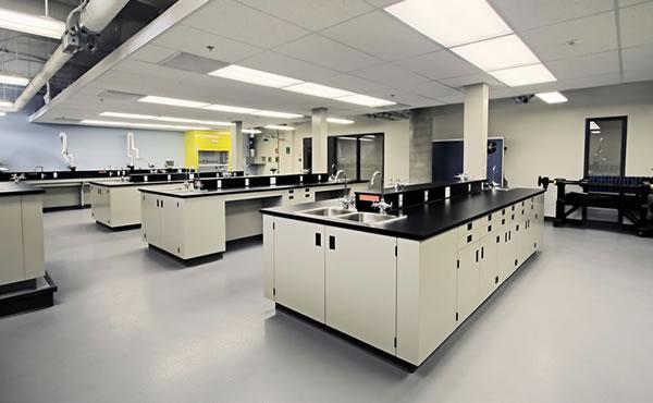 pharmaceutical flooring systems