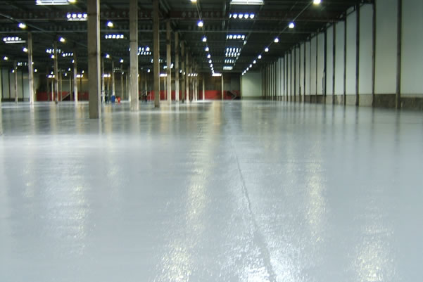 resin flooring ferfa