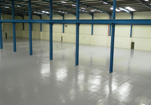 warehouse flooring contractors