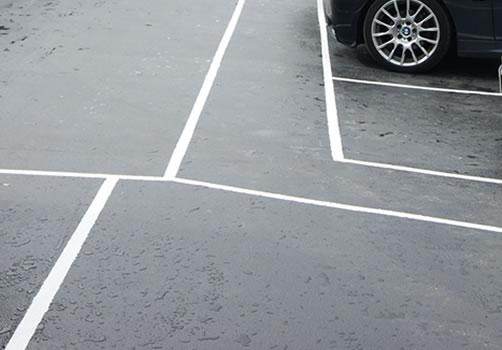 resin flooring for car park decking