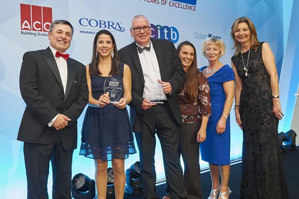 ferfa resin flooring specialists awards