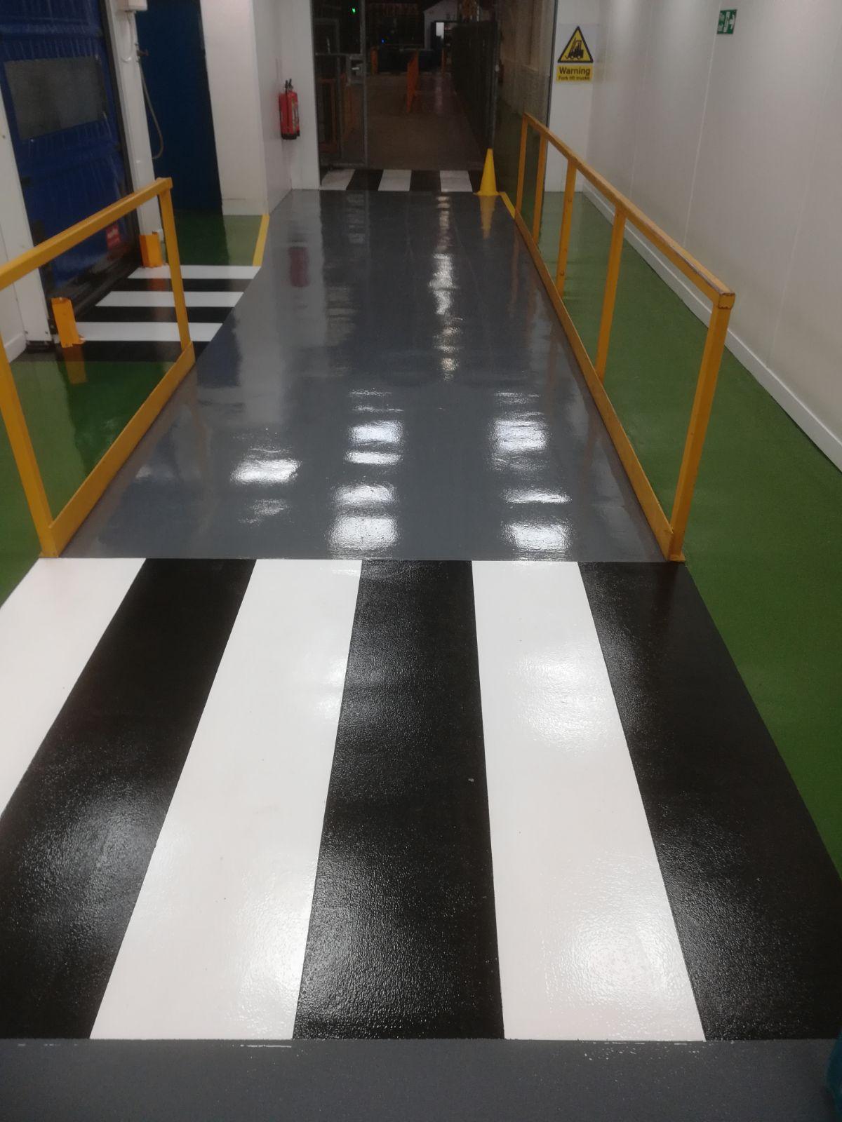 first class epoxy resin flooring contractors
