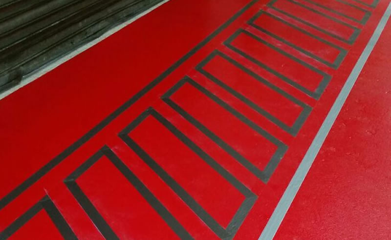 high build epoxy flooring type 3
