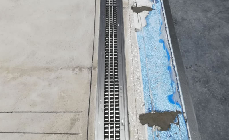 New drainage for a manufacturer in bradford