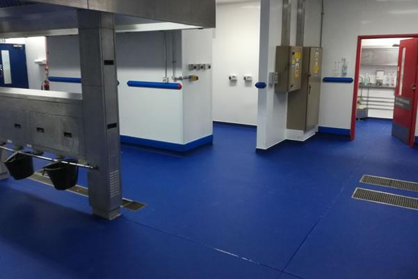 resin flooring in manchester