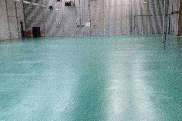 floor painting contractor