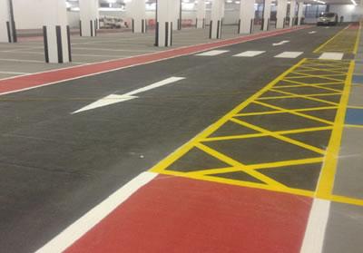 car park decking
