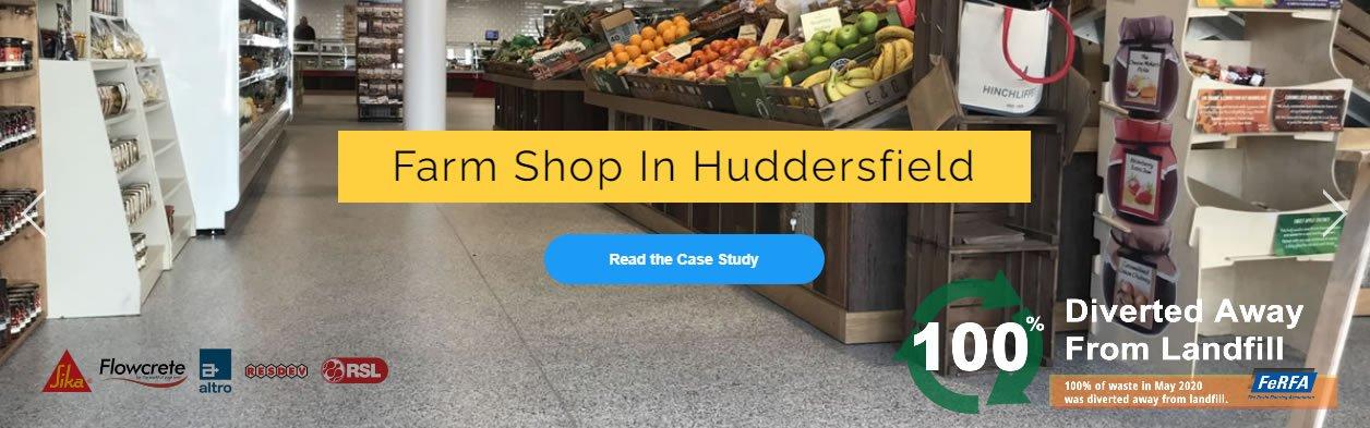 farm shop image in huddersfield
