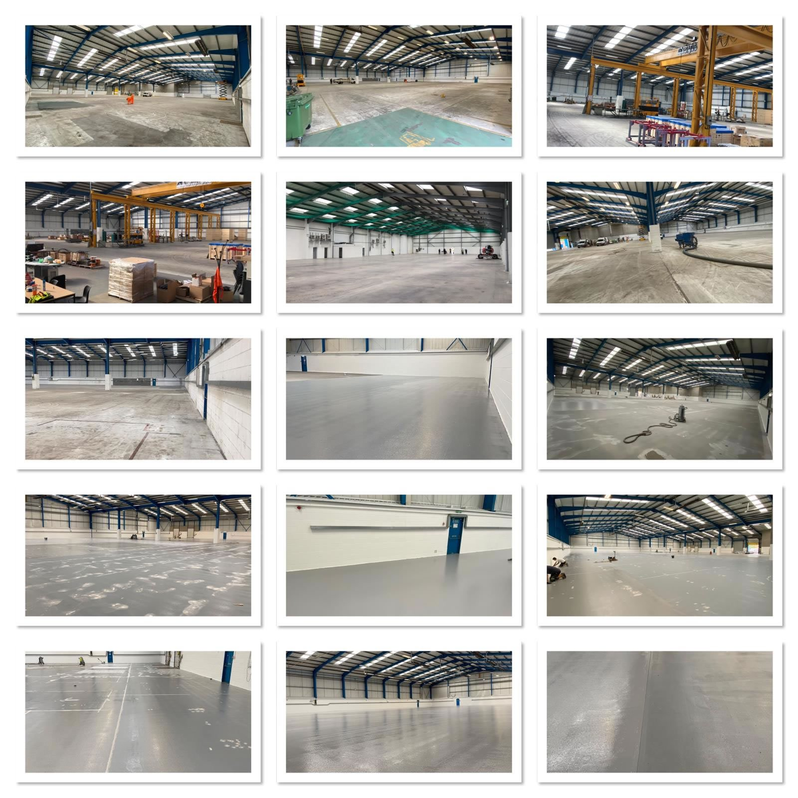 warehouse pictures in doncaster