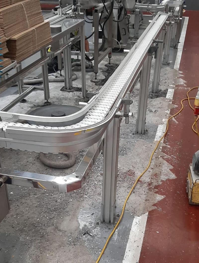 preparation of floor before resin installed
