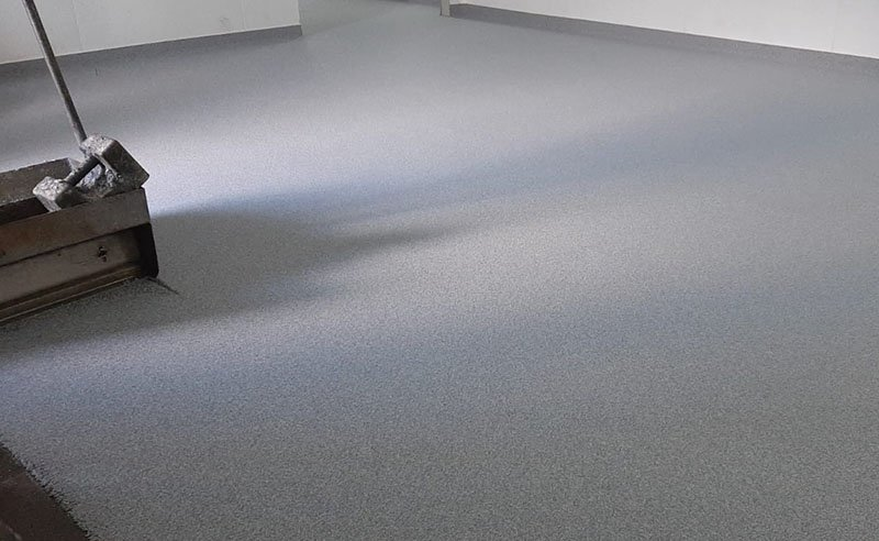 installing altro screed 4mm
