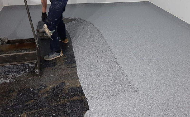 refurbishing resin floor